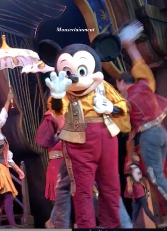 Hiya Mickey!